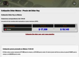 mx.cotizacion-dolar.com