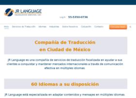 mx.jrlanguage.com