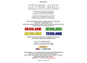 mx125.com