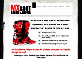 mxbootrepair.com