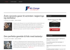 mxchange.dk