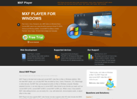 mxfplayer.com