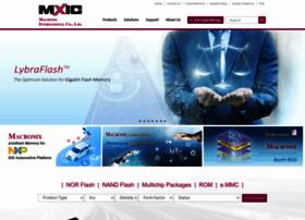 mxic.com.tw