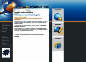 mxwebhosting.de