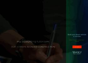 my-accounting-tutor.com