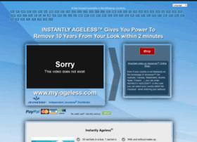 my-ageless.com