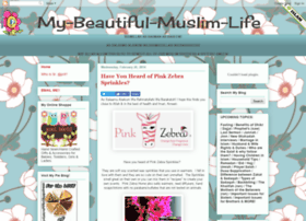 my-beautiful-muslim-life.blogspot.com