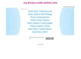 my-binary-code-online.com