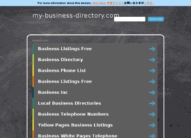 my-business-directory.com