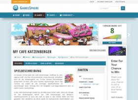my-cafe-katzenberger.gamessphere.de