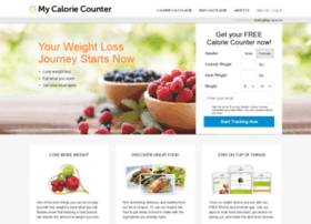 my-calorie-counter.com