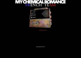 my-chemical-romance-frenchteam.com
