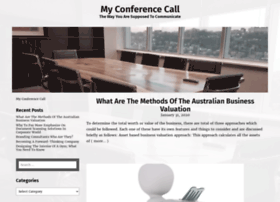 my-conference-call.com