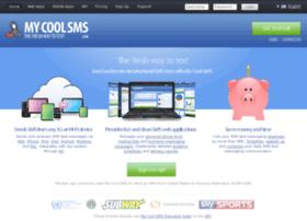 my-cool-sms.com