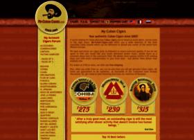 my-cuban-cigars.com