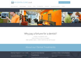 my-dental-clinic.co.uk