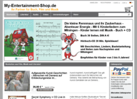 my-entertainment-shop.de