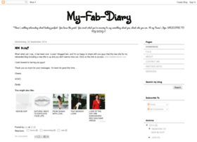 my-fab-diary.blogspot.com