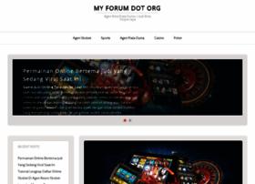 my-forum.org