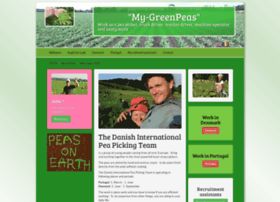 my-greenpeas.com