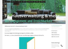 my-hausverwaltung.de