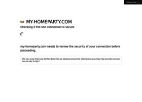 my-homeparty.com