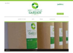 my-little-garden.com