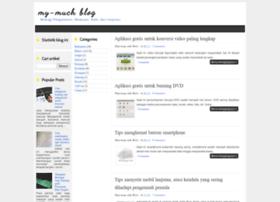 my-much.blogspot.com