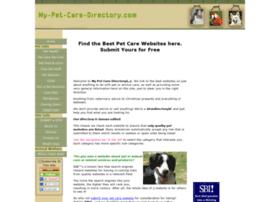 my-pet-care-directory.com