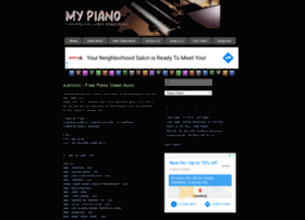 my-piano-blogspot.net