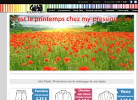 my-pressing.com