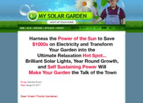 my-solar-garden.com