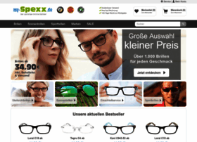 my-spexx.de