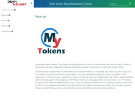 my-tokens.dnnsharp.com