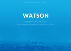 my-watson.com