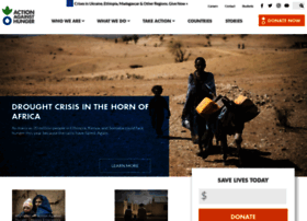 my.actionagainsthunger.org