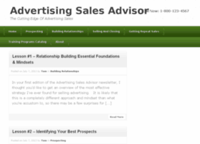 my.advertisingsalesadvisor.com
