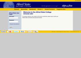 my.alfredstate.edu