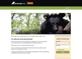 my.animalsasia.org