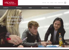 my.arcadia.edu
