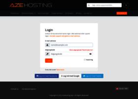 my.azehosting.net