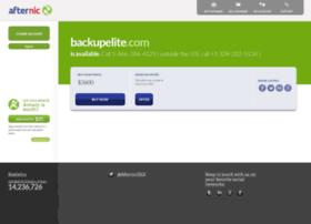 my.backupelite.com