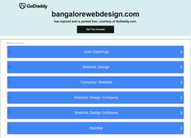 my.bangalorewebdesign.com