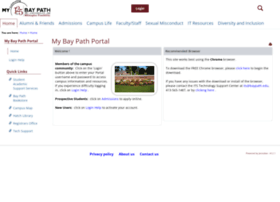 my.baypath.edu