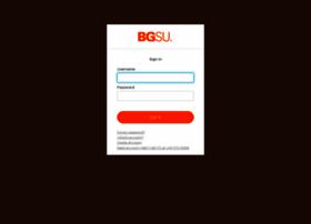 my.bgsu.edu