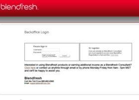 my.blendfresh.com
