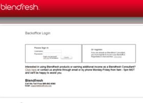 my.blendfresh.com