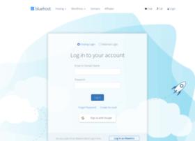 my.bluehost.com