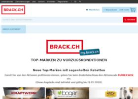 my.brack.ch