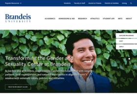 My.brandeis.edu